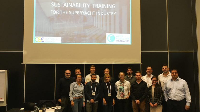 First Sustainability in Practice course a success