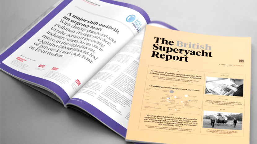 The Superyacht Report: An urgency to act