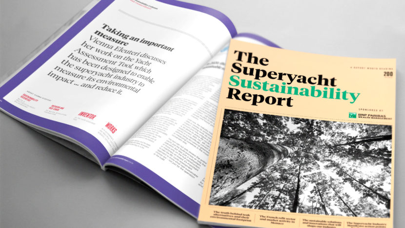 The Superyacht Report: Taking an important measure