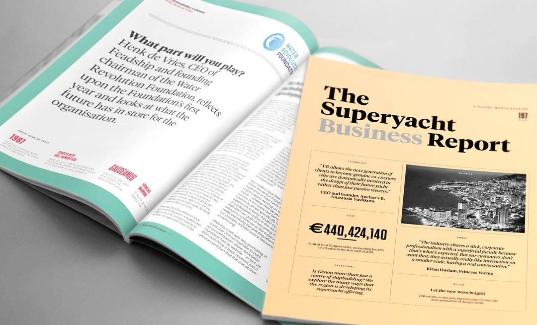 The Superyacht Business Report