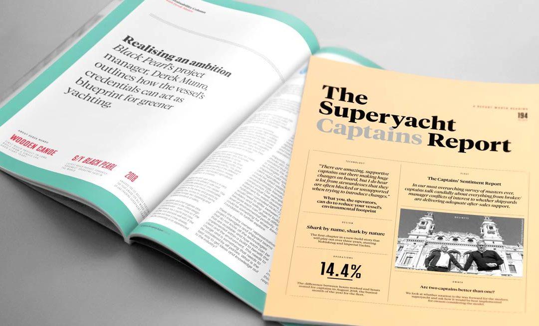 The Superyacht Captains Report