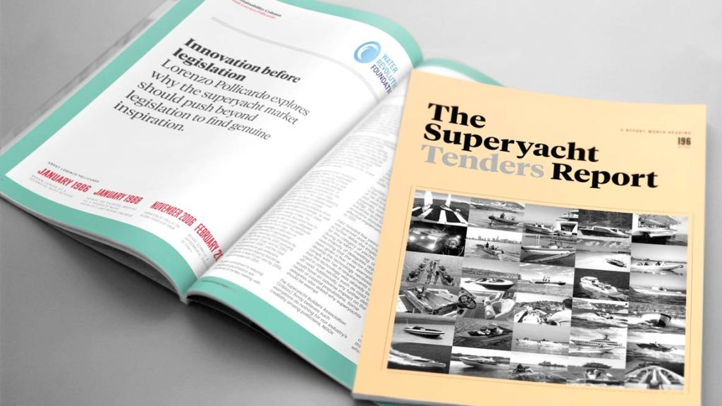 The Superyacht Report: Innovation before legislation
