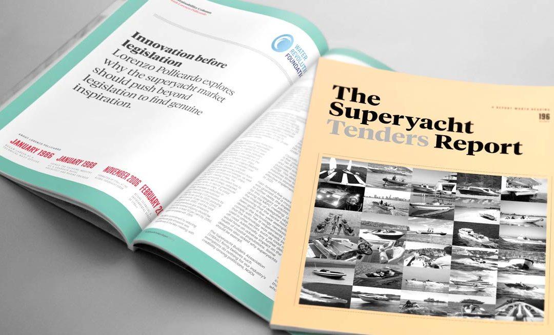 The Superyacht Tenders Report