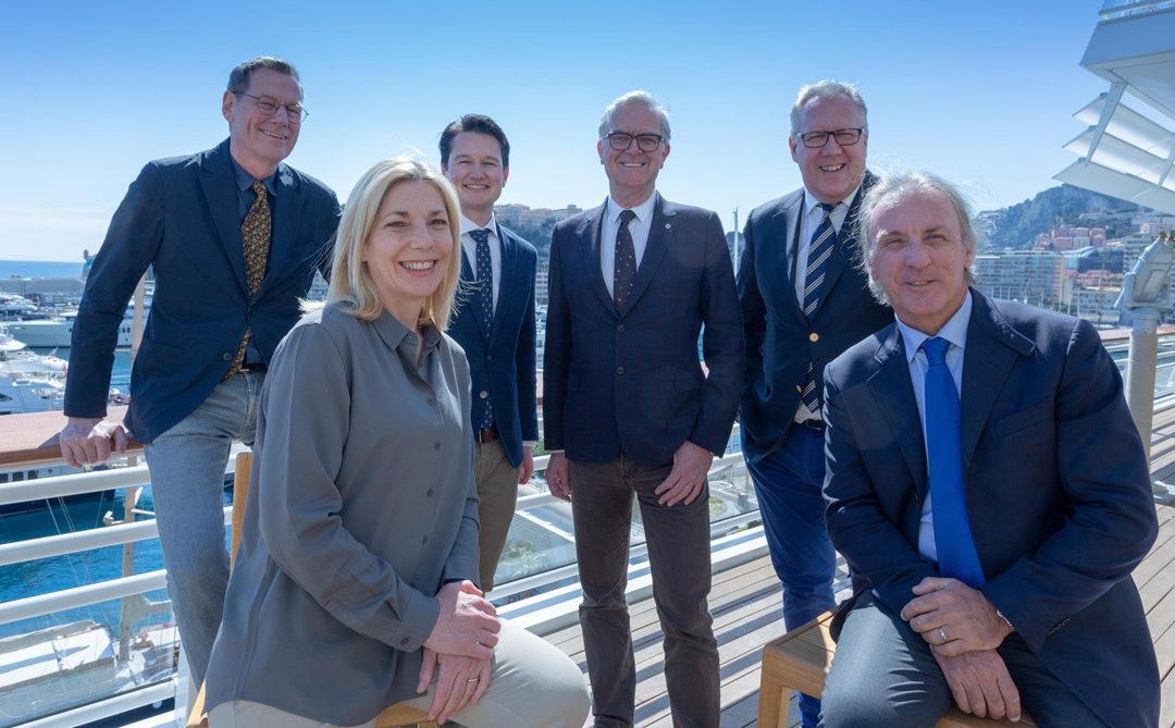 Board Meeting in Monaco