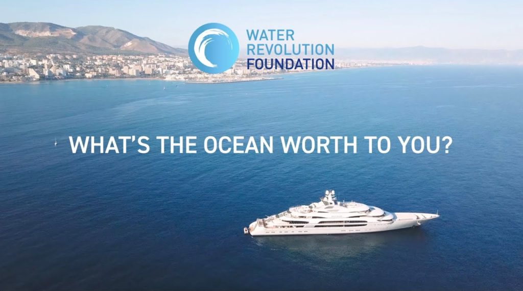 What's the ocean worth to you?